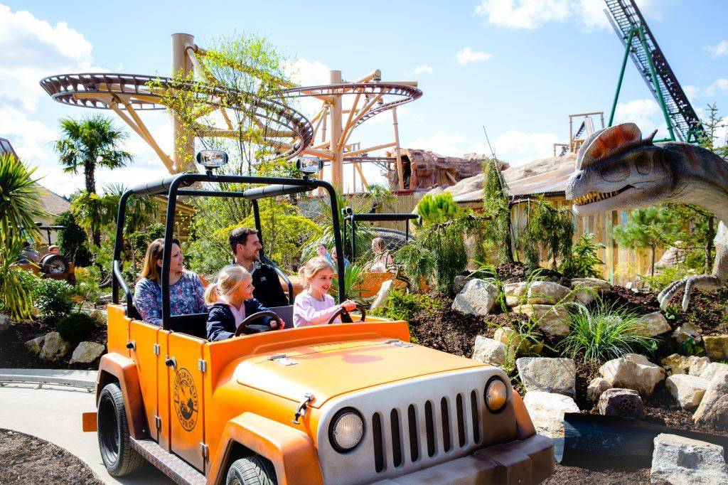 The Dinosaur Tour Company Ride