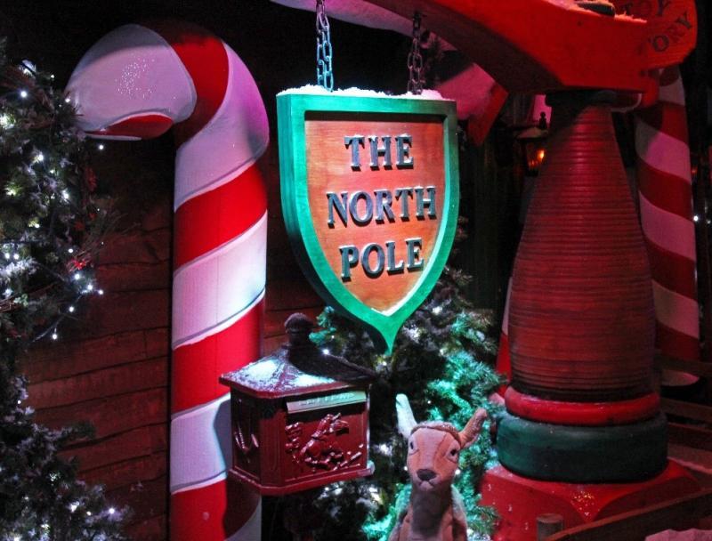Christmas at Paultons - Santa's Grotto