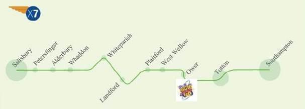 Bus Routes To Paulton Park