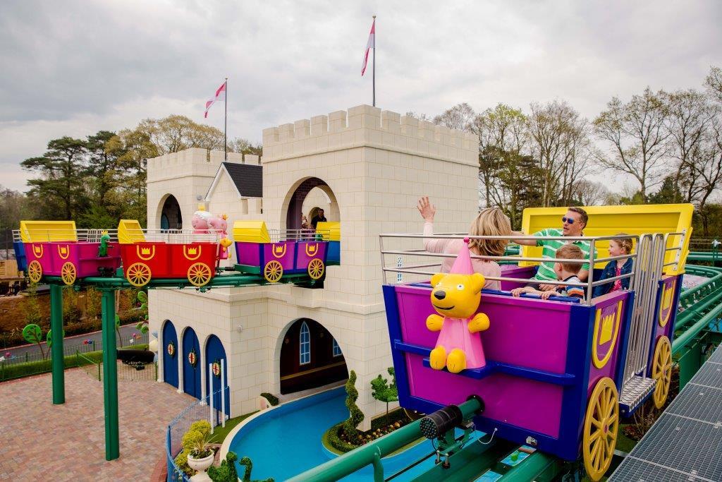 Paultons Park and Peppa Pig World History