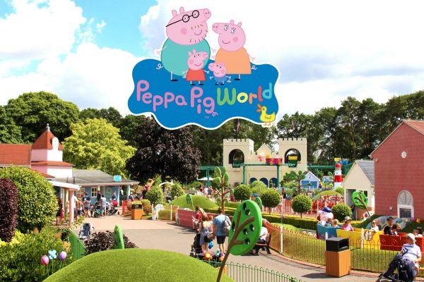 Things to do at Peppa Pig World that your 2-year-old will love